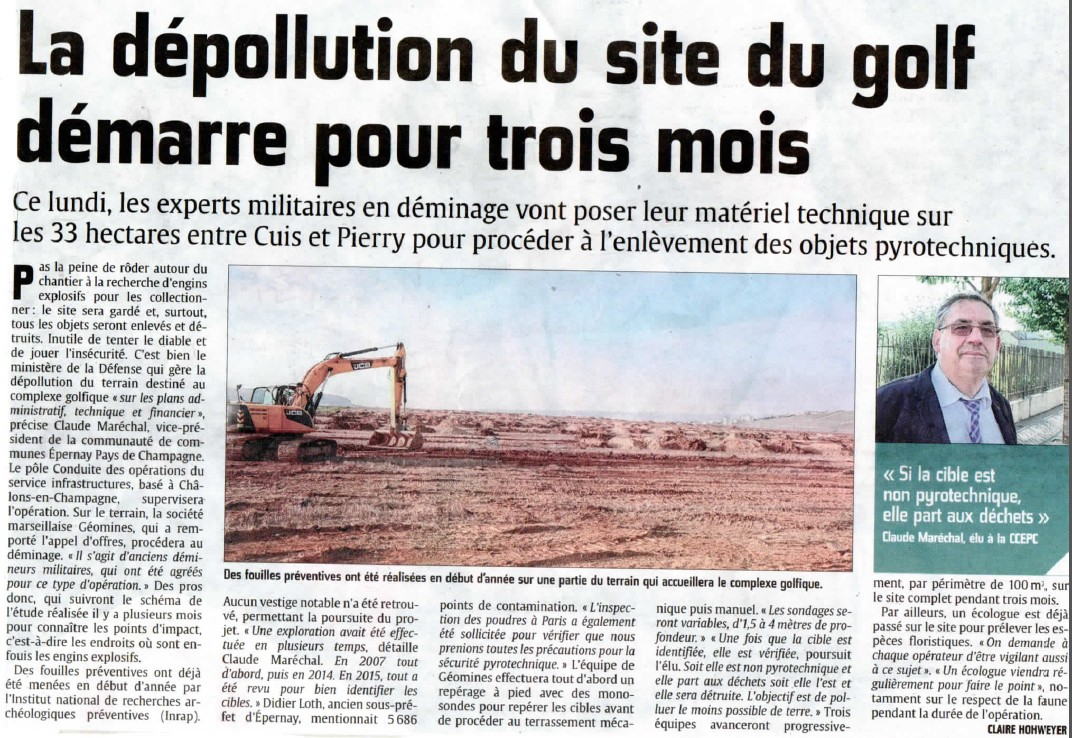 Article Union du 8.06.2015